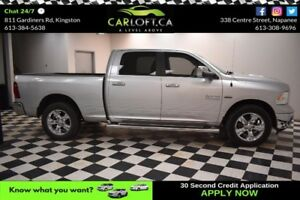2015 RAM 1500 SLT-BLUETOOTH**SXM RADIO**CRUISE