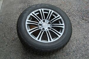 *********ALLOY RIMS and STUDDED WINTER TIRES********