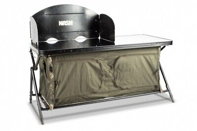 Nash Bank Life Cook Station NEW Carp Fishing Cooking Equipment - T1221