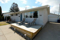 1-bedroom spacious basement suite for rent - Great Location