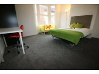 Stunning FULLY FURNISHED two bedroom flatshare in city centre apartment