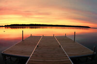 Manitoulin Cottage, 600' lakefront, June 21 to 27th & Jun 6 - 12