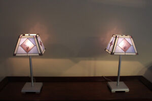 Decorative Stain glass lamp