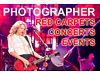 Skilled photographers needed to cover concerts, events and red carpets voluntarily Camden, London
