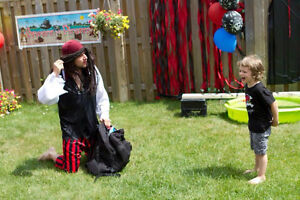 PIRATE CHARACTER PACKAGES..BOOK TODAY! Oakville / Halton Region Toronto (GTA) image 1