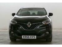 2016 Renault Kadjar 1.5 dCi Dynamique Nav EDC Auto SUV Diesel Automatic