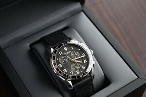 Victorinox SwissMade men's watch RRP$950 Hawthorn East Boroondara Area Preview