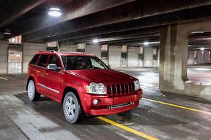2006 Jeep Grand Cherokee Overland Hemi 5.7L Ultra propre