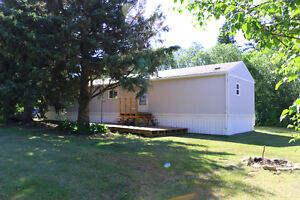 REDUCED-1996 Mobile on 1/2ac Lot With Town Services