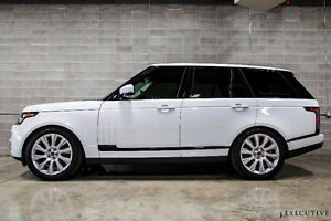 2013 Range Rover SuperCharged ( Extended Warranty )