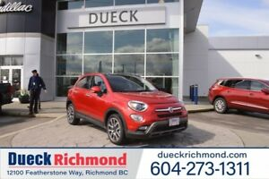 2017 Fiat 500X Trekking   - Low Mileage, Bluetooth