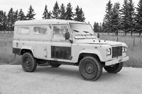 $12,000 1985 Military Land Rover Defender 110