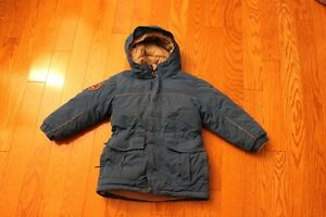 MEC boys parka 5T blue