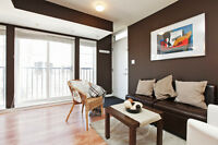 Jan 1: Liberty Village 1 bedroom townhouse