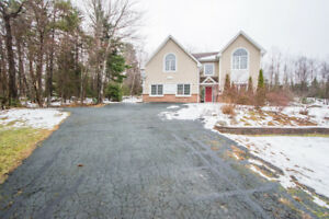Gorgeous 2-storey Home on 1.9 Acres in Swartzwald Subdivision
