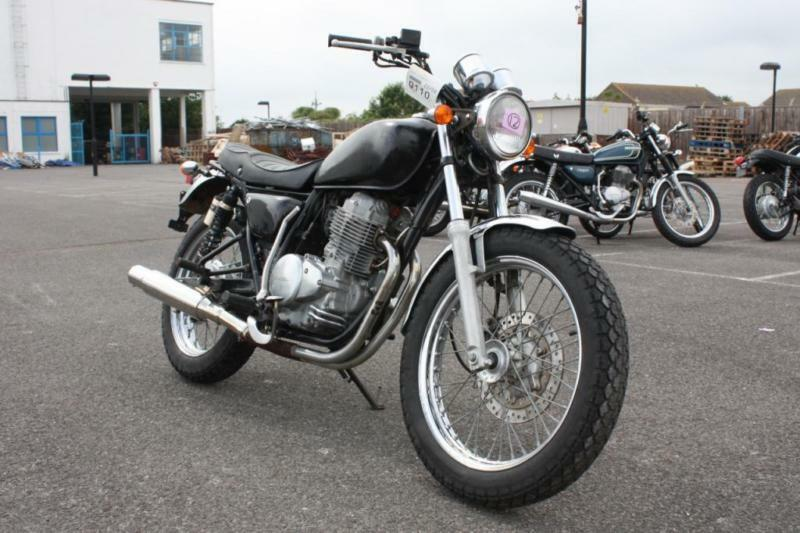 HONDA CB400 SS NC41, BLACK, JAP IMPORT RARE CLASSIC MOTORCYCLE