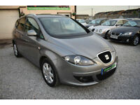 Seat Altea XL 1.9TDI Stylance GREY 2008 + A ABSOLUTE JEWEL OF AN EXAMPLE+