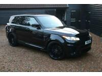 2015 Land Rover Range Rover Sport 5.0 V8 SVR 4X4 (s/s) 5dr SUV Petrol Automatic