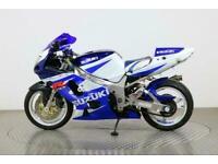 2002 02 SUZUKI GSXR750 - PART EX YOUR BIKE