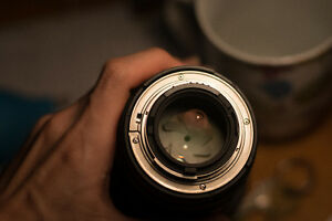 Bower/Rokinon/Samyang 35mm f/1.4 Lens for Nikon F Mount London Ontario image 4