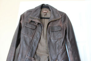 Danier Leather jacket women