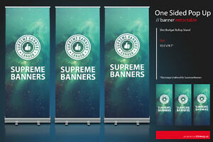 Pop Up Banners| Retractable Banners | Exhibition Graphics Kingston Kingston Area image 7