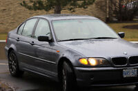 2004 BMW 325XI - ALL WHEEL DRIVE- NEWER TIRES- M3 RIMS- ETESTED-