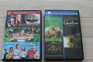 FAMILY MOVIES DVD SETS