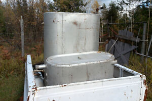 Two fuel tanks for sale