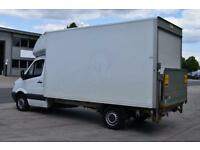2.1 313 CDI LWB 2D 129 BHP RWD DIESEL MANUAL LUTON WITH TAIL LIFT 2012