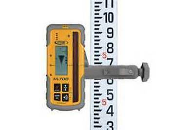 SPECTRA HL700 LASEROMETER W/ROD CLAMP  HL 700 LEICA TOPCON AGL CST lot 1