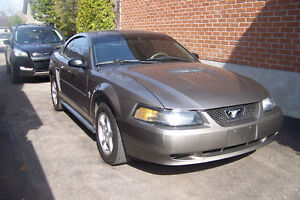 2002 FORD MUSTANG (514-922-3116)