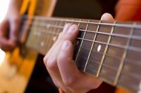 Guitar Lessons for Beginners! Start in Fall!!