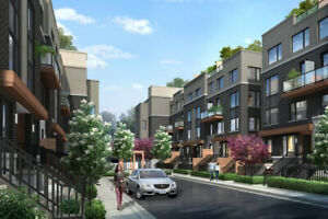 Pickering- Brand New 2 BDR Town Home  for rent