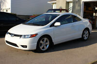 2007 Honda Civic EX Coupe (2 door)