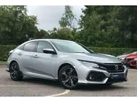 2019 Honda Civic Sport Vtec Cvt Automatic Hatchback Petrol Automatic