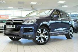 image for 2013 Volkswagen Touareg 3.0 V6 R-LINE TDI BLUEMOTION TECHNOLOGY 5d 202 BHP Estat