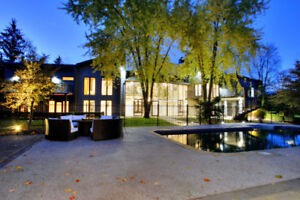 One-of-A-Kind Architechtural Marvel & Contruction Masterpiece