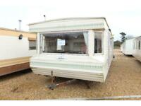 Static Caravan Mobile Home Willerby Herald 35x10ft 3 Beds SC6931