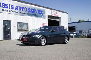 2007 BMW 328 W/ WINTER TIRES & RIMS NO ACCDIENT VERY CLEAN $8499