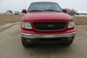 Excellent Farm Truck; 2003 F150 Heavy Half