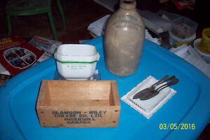 OLD INGERSOLL ITEMS London Ontario image 3