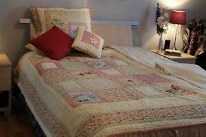 couvre lit 3d lit acheter et vendre dans qu bec petites annonces class es de kijiji. Black Bedroom Furniture Sets. Home Design Ideas