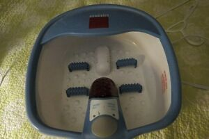 Homedics Foot Massage/Bath