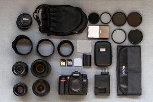 Nikon D7000 Travel Photography Kit