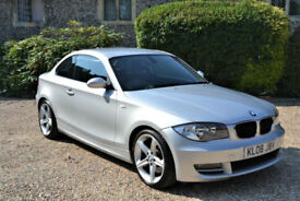 BMW 123 2.0TD 2008 d SE, 92K MILES, FULL S/HISTORY, MARCH MOT, JUST SERVICED