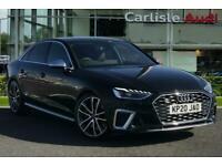 2020 Audi A4 TDI 347 PS tiptronic Saloon Diesel Automatic