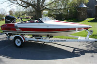 18ft Ski Boat, Motor and Trailer Package for Sale