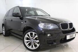 2008 08 BMW X5 3.0 D M SPORT 5DR AUTOMATIC 232 BHP DIESEL