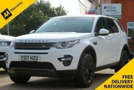image for 2017 Land Rover Discovery Sport 2.0 TD4 SE TECH 5d 180 BHP Estate Diesel Manual